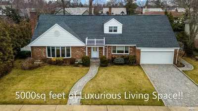 Rockville Centre Single Family Home For Sale: 111 Berkshire Rd