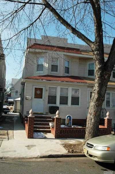 Brooklyn Single Family Home For Sale: 554 E 38th St