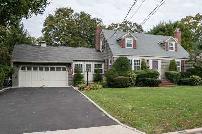 Wantagh Single Family Home For Sale: 3169 Birch Pl