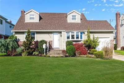 N. Massapequa Single Family Home For Sale: 269 N Atlanta Ave