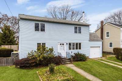 Massapequa Single Family Home For Sale: 243 N Richmond Ave