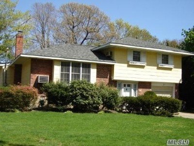 Smithtown Single Family Home For Sale: 63 Howell Dr