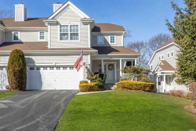 Jamesport Condo/Townhouse For Sale: 28 Big Pond Ln