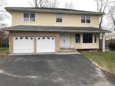 Roslyn Single Family Home For Sale: 5 Vista Ct