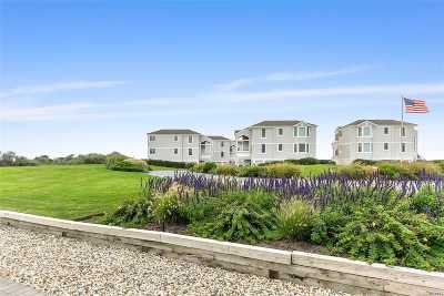 Westhampton Condo/Townhouse For Sale: 580 Dune Rd #9