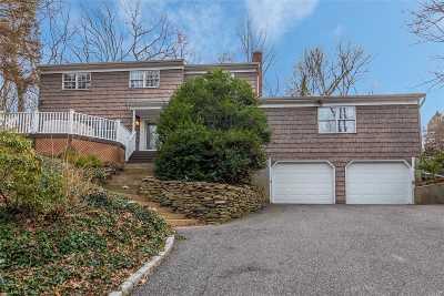 Port Jefferson Single Family Home For Sale: 109 Peninsula Dr
