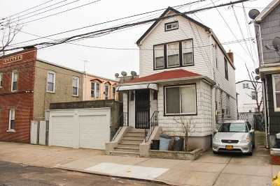 Woodhaven Single Family Home For Sale: 91-28 78 St