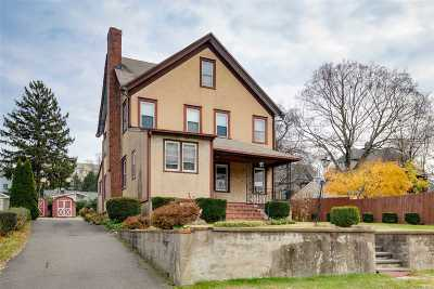 Oyster Bay Multi Family Home For Sale: 49 Kellogg St