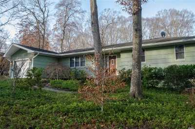 Baiting Hollow Single Family Home For Sale: 65 Oak Dr