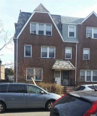 Jackson Heights Multi Family Home For Sale: 33-29 73 St