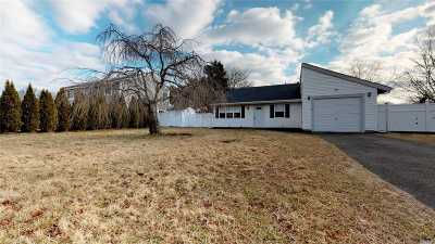 Medford Single Family Home For Sale: 18 Meadow Ave
