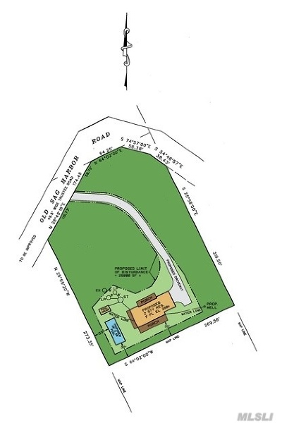Bridgehampton Residential Lots & Land For Sale: 825 Old Sag Harbor Rd