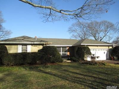Patchogue Single Family Home For Sale: 25 Wilstan Ave