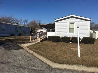 Suffolk County Single Family Home For Sale: 8 Frontier