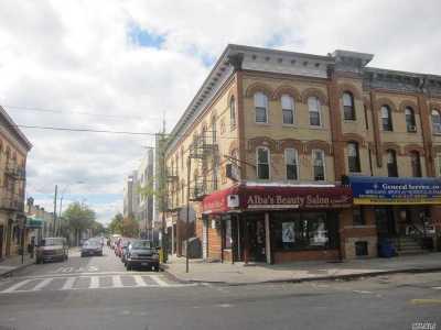 Ridgewood Multi Family Home For Sale: 936 Seneca Ave