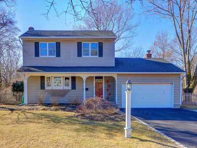 Commack Single Family Home For Sale: 22 Radburn Dr