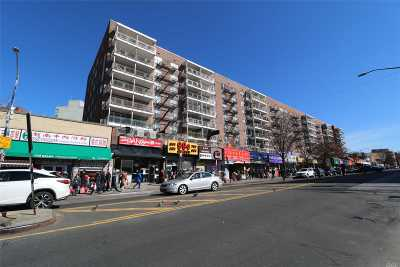Flushing Condo/Townhouse For Sale: 41-25 Kissena Blvd #4H