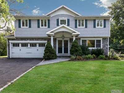 Syosset Single Family Home For Sale: 55 Hickman St