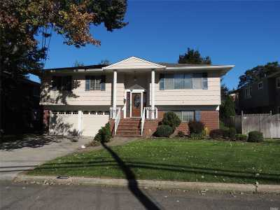 Wantagh Single Family Home For Sale: 3023 Ewell Pl