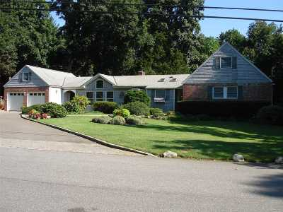 Huntington Single Family Home For Sale: 46 Turtle Cove Ln