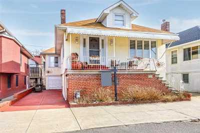 Long Beach Single Family Home For Sale: 140 Roosevelt Blvd