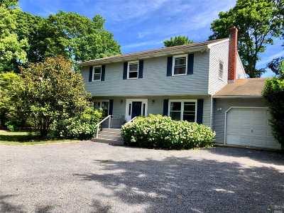 Hampton Bays Single Family Home For Sale: 30b Ponquogue Ave