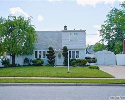 Levittown Single Family Home For Sale: 38 Old Oak Ln