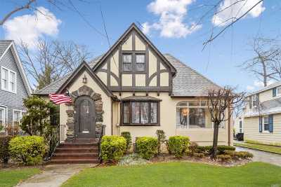 Floral Park Single Family Home For Sale: 75 Larch Ave