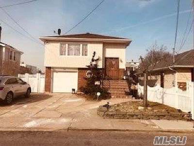 Valley Stream Single Family Home For Sale: 12 Oceanview Ave