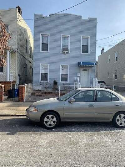 Ozone Park Multi Family Home For Sale: 97-37 88th St