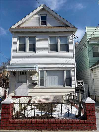 Ozone Park Multi Family Home For Sale: 103-65 103rd St