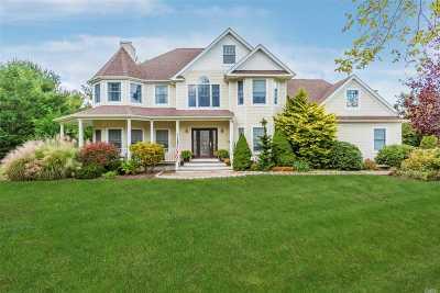 Peconic Single Family Home For Sale: 95 Shore Ln
