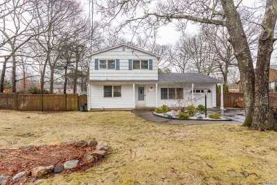 Mastic Single Family Home For Sale: 6 Pitts Ave