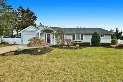 Bethpage Single Family Home For Sale: 2 Virginia Ln