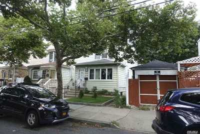 Ozone Park Multi Family Home For Sale: 105-51 90th St