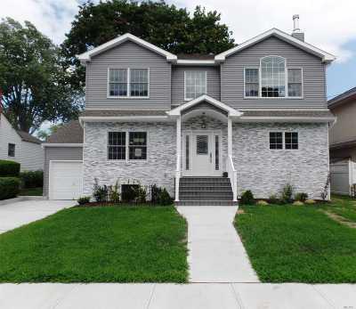 Massapequa Park Single Family Home For Sale: 133 Ocean Ave