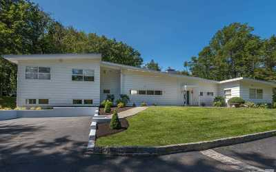 Locust Valley Single Family Home For Sale: 1 The Glen