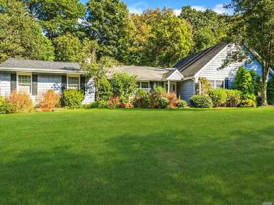 Centerport Single Family Home For Sale: 4 Hollise Ct