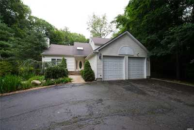 St. James Single Family Home For Sale: 285 Nissequogue Rive Rd