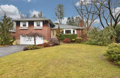 Syosset Single Family Home For Sale: 200 Split Rock Rd