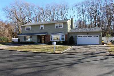 Smithtown Single Family Home For Sale: 68 Sheryl Cres