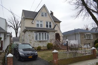 Jamaica Single Family Home For Sale: 138-43 226th St