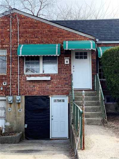 Jamaica Single Family Home For Sale: 169-04 Linden Blvd