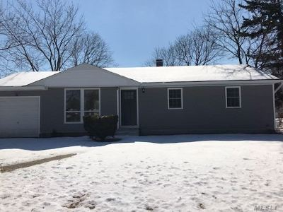 Medford Single Family Home For Sale: 2100 Wave Ave