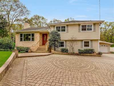 Dix Hills Single Family Home For Sale: 157 Deforest Rd