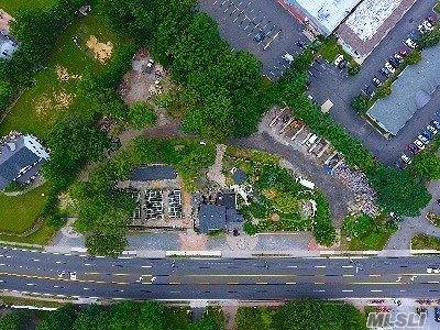 Dix Hills Residential Lots & Land For Sale: 54 E Deer Park Rd