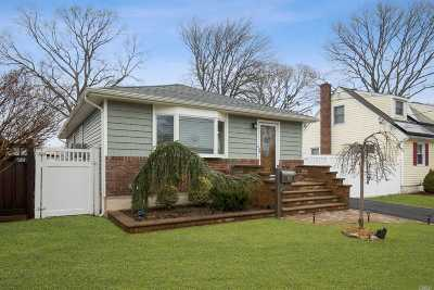 N. Massapequa Single Family Home For Sale: 181 N Queens Ave