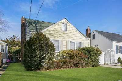 New Hyde Park Single Family Home For Sale: 952 N 5th St