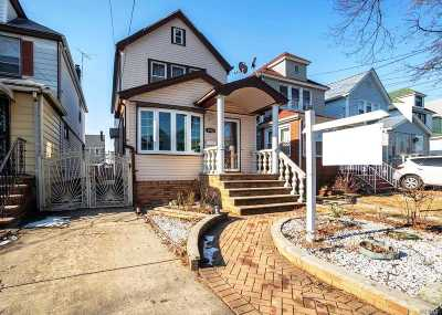 Queens Village Single Family Home For Sale: 89-22 219th St