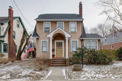 Floral Park Single Family Home For Sale: 99 Locust St